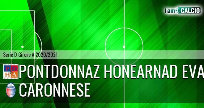 PontDonnaz HoneArnad Evancon - Caronnese