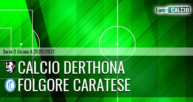 HSL Derthona - Folgore Caratese