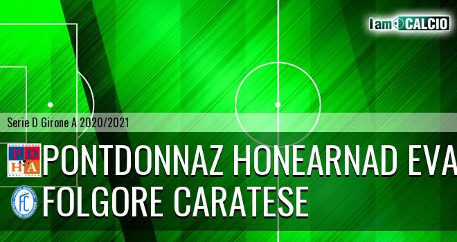 PontDonnaz HoneArnad Evancon - Folgore Caratese