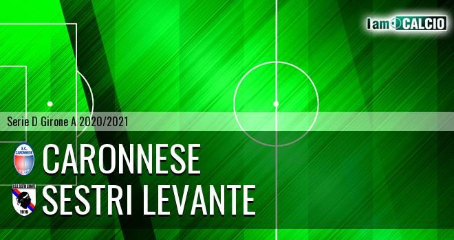 Caronnese - Sestri Levante