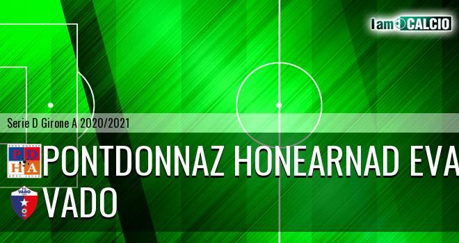 PontDonnaz HoneArnad Evancon - Vado