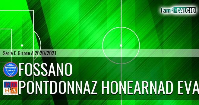 Fossano - PontDonnaz HoneArnad Evancon