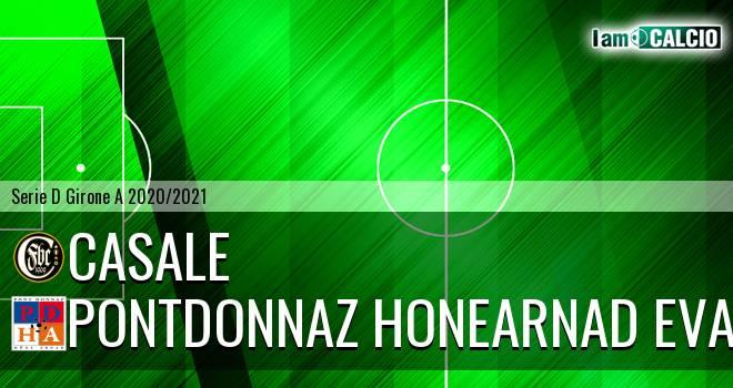 Casale - PontDonnaz HoneArnad Evancon