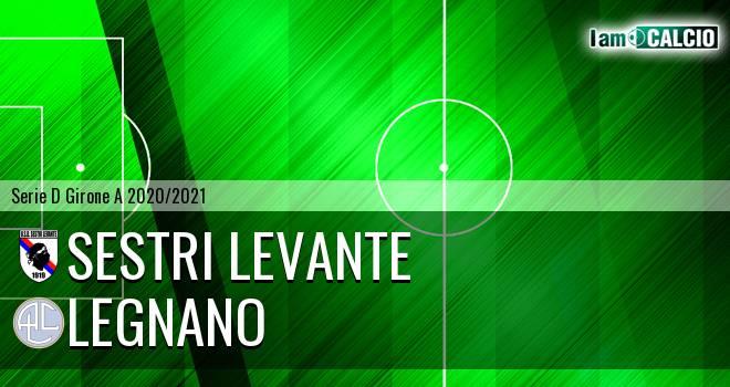 Sestri Levante - Legnano