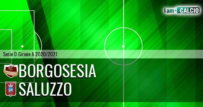 Borgosesia - Saluzzo