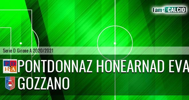 PontDonnaz HoneArnad Evancon - Gozzano