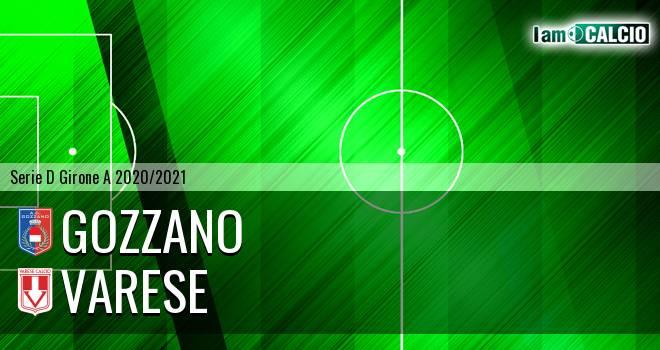 Gozzano - Varese 1-1. Cronaca Diretta 16/05/2021