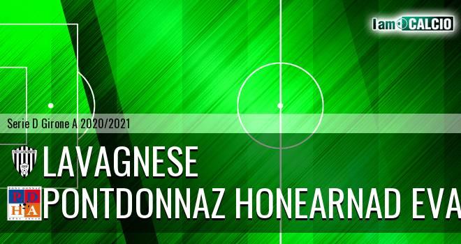 Lavagnese - PontDonnaz HoneArnad Evancon