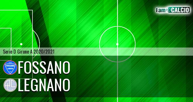 Fossano - Legnano