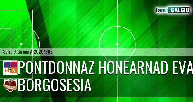 PontDonnaz HoneArnad Evancon - Borgosesia