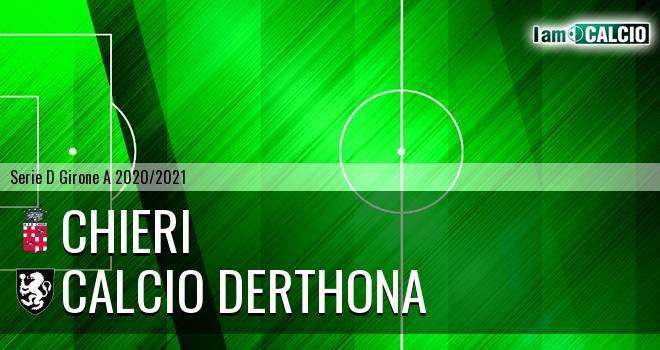 Chieri - HSL Derthona