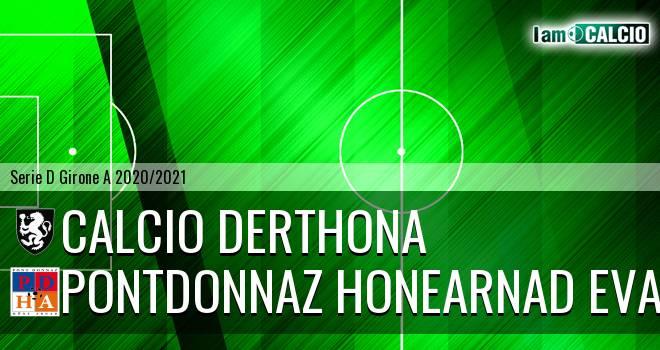 HSL Derthona - PontDonnaz HoneArnad Evancon
