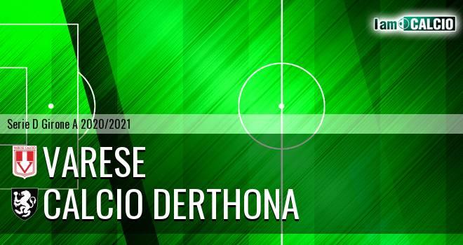Varese - HSL Derthona