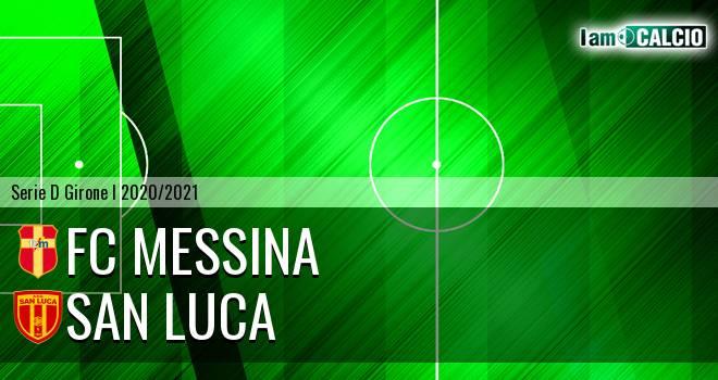 FC Messina - San Luca