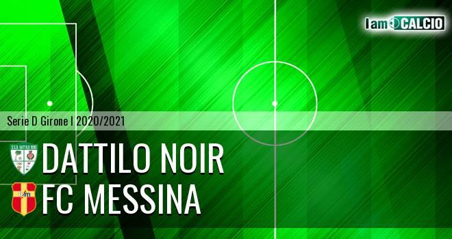 Dattilo Noir - FC Messina