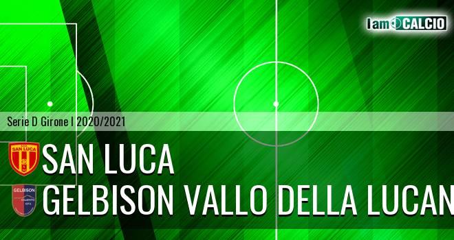 San Luca - Gelbison Vallo Della Lucania