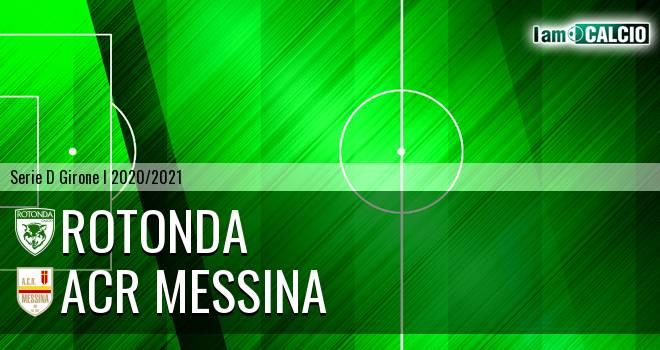Rotonda - ACR Messina