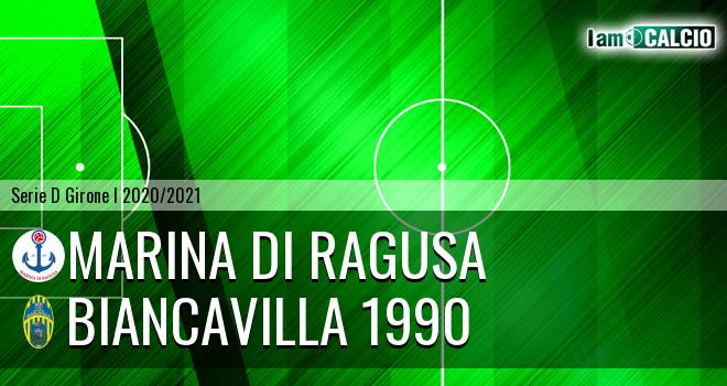 Marina di Ragusa - Biancavilla 1990