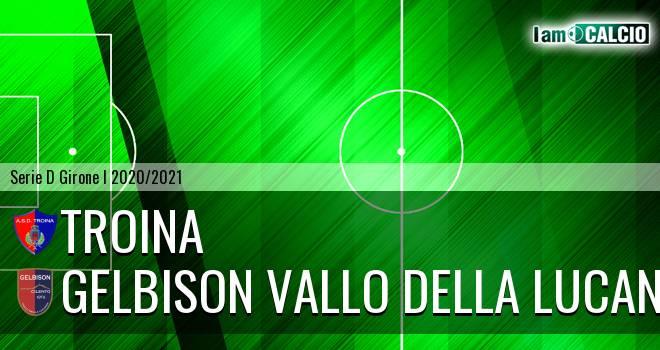 Troina - Gelbison Vallo Della Lucania