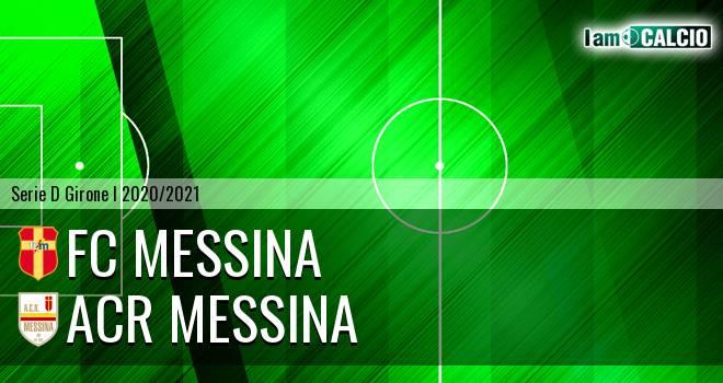 FC Messina - ACR Messina