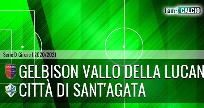 Gelbison Vallo Della Lucania - Città di Sant'Agata