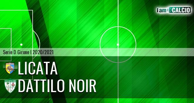 Licata - Dattilo Noir