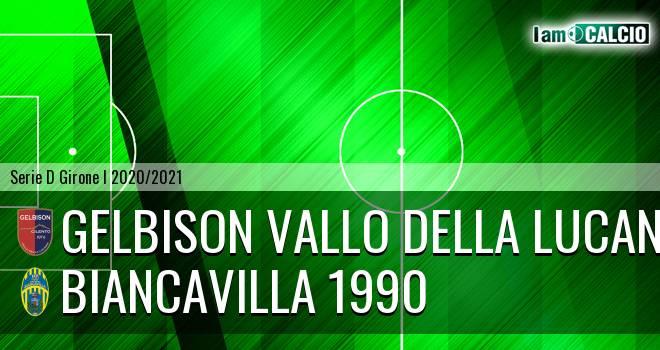 Gelbison Vallo Della Lucania - Biancavilla 1990