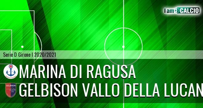 Marina di Ragusa - Gelbison Vallo Della Lucania
