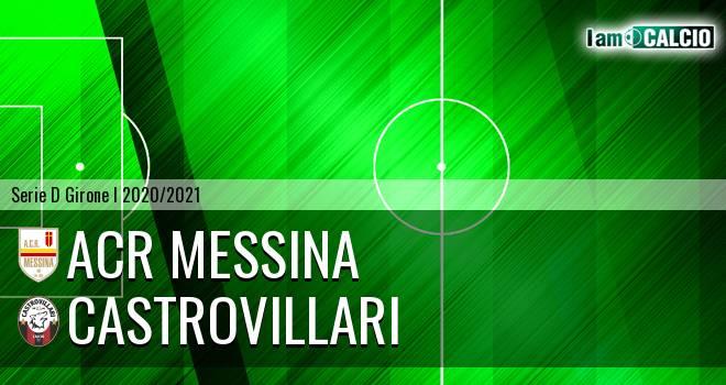 ACR Messina - Castrovillari
