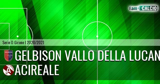 Gelbison Vallo Della Lucania - Acireale