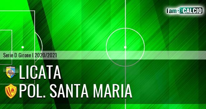 Licata - Pol. Santa Maria