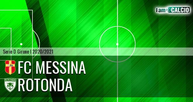 FC Messina - Rotonda