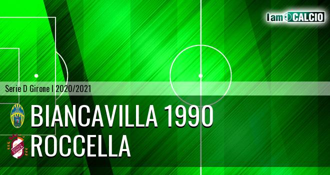Biancavilla 1990 - Roccella