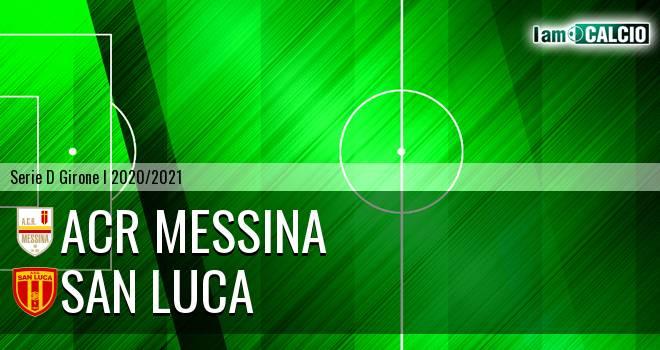 ACR Messina - San Luca