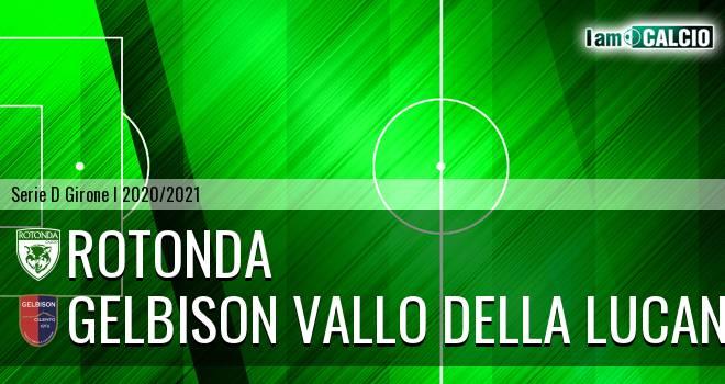 Rotonda - Gelbison Vallo Della Lucania