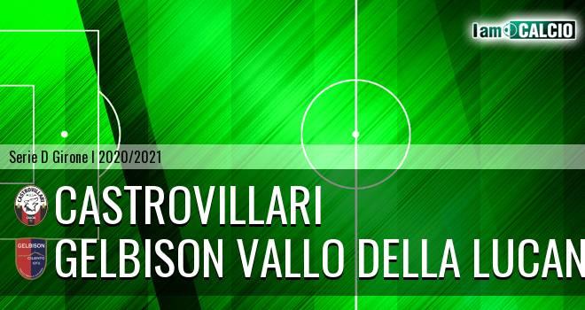 Castrovillari - Gelbison Vallo Della Lucania