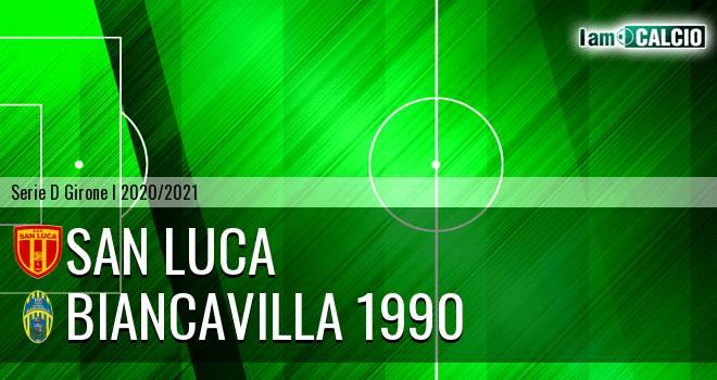 San Luca - Biancavilla 1990