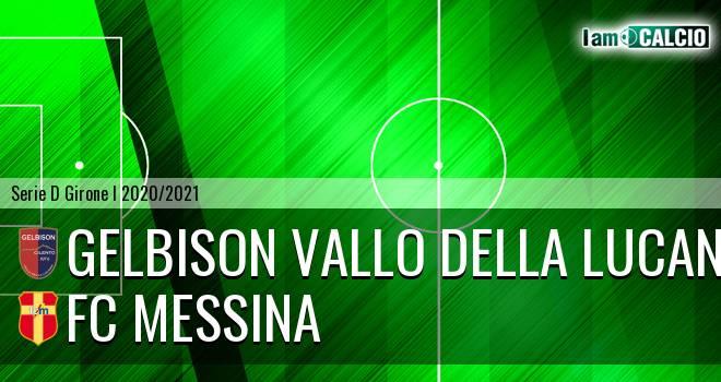 Gelbison Vallo Della Lucania - FC Messina