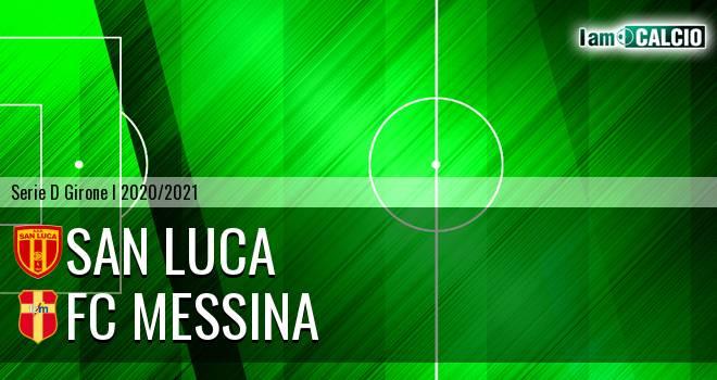 San Luca - FC Messina