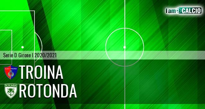 Troina - Rotonda