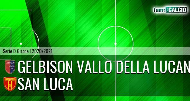 Gelbison Vallo Della Lucania - San Luca