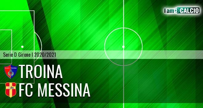 Troina - FC Messina