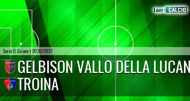 Gelbison Vallo Della Lucania - Troina