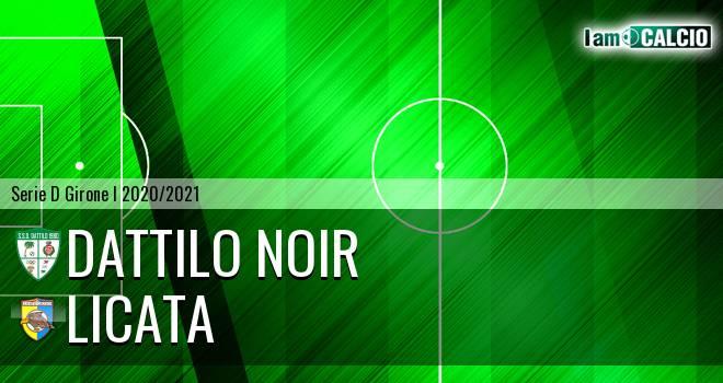 Dattilo Noir - Licata