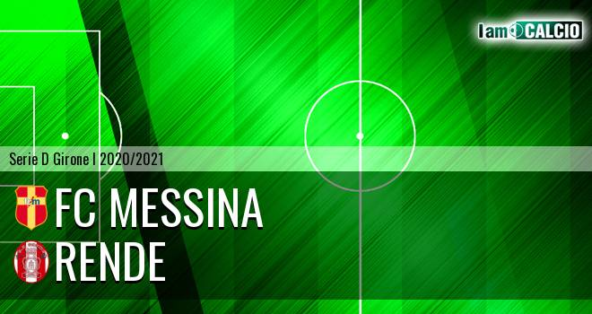 FC Messina - Rende