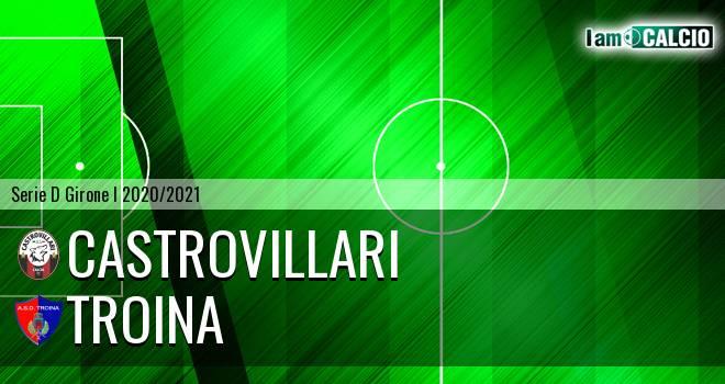 Castrovillari - Troina