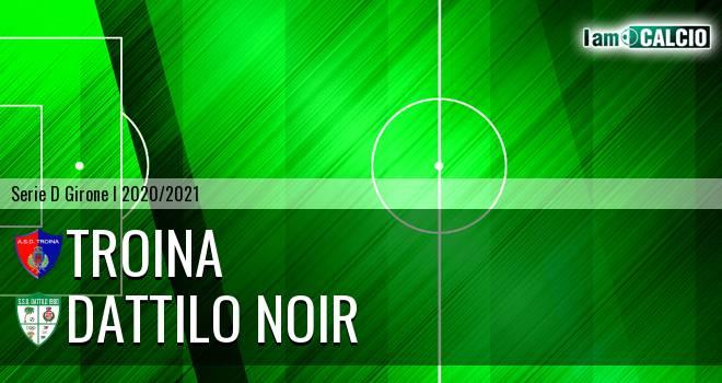 Troina - Dattilo Noir