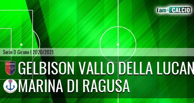 Gelbison Vallo Della Lucania - Marina di Ragusa