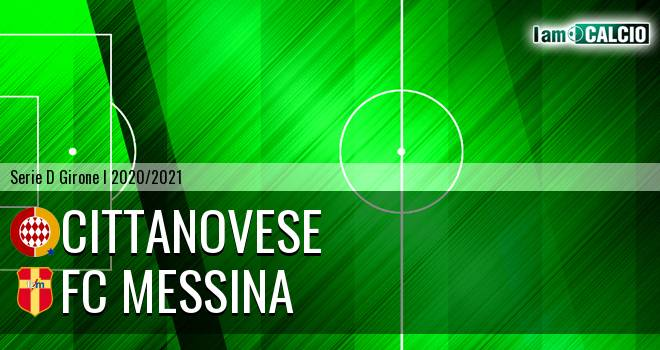 Cittanova Calcio - FC Messina