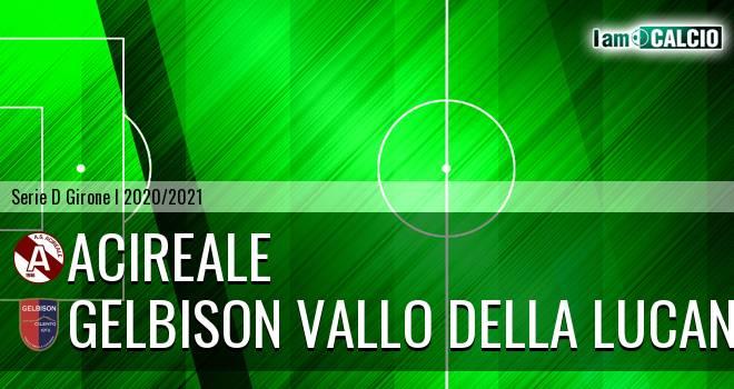 Acireale - Gelbison Vallo Della Lucania